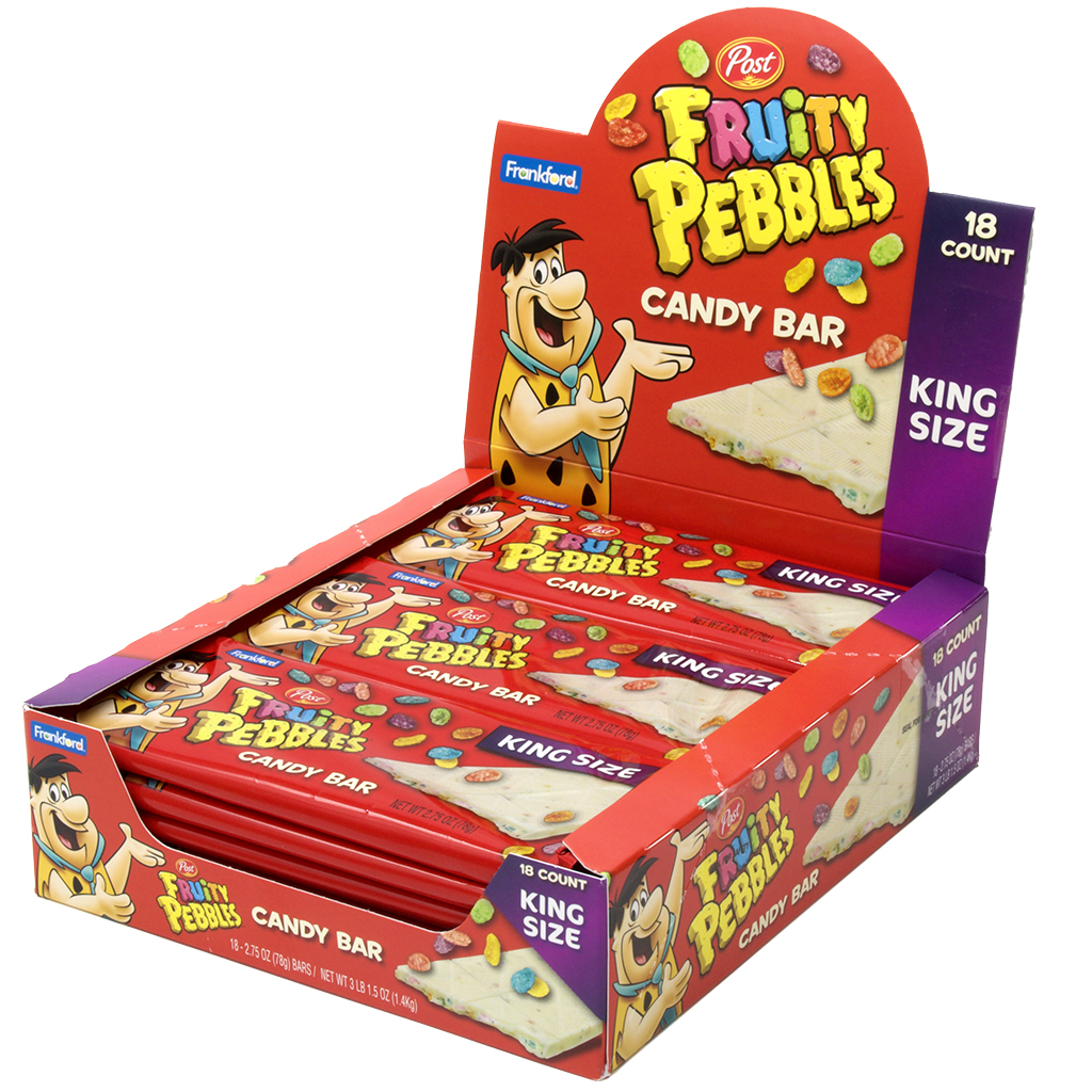 Fruity PEBBLES™ Candy Bar, 18 Count