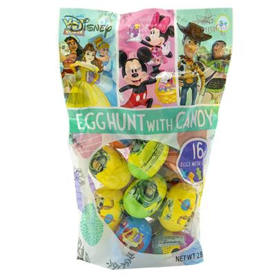 Disney Character Plastic Egg Multipack, 16 count eggs