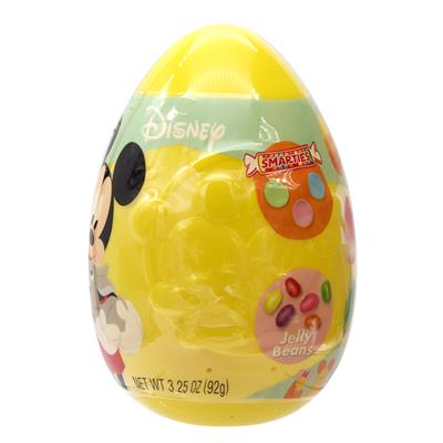 Disney Mickey Mouse Giant Egg with Candy, 3.25 oz
